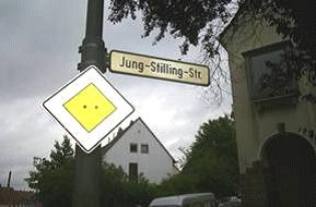 Jung-Stillingstraße in Kaiserslautern